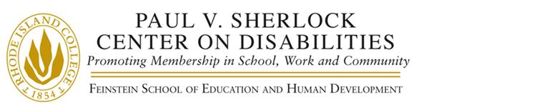 Sherlock Center and RIC Logo